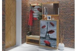 Прихожая Набор малогабаритной мебели - Мебельная фабрика «Квадро-М»