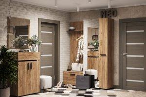 Прихожая Neo - Мебельная фабрика «Глазовская мебельная фабрика»