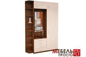 Прихожая - Ника 1 - Мебельная фабрика «МЕБЕЛЬ ПРОСТО»
