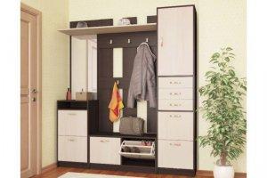 Прихожая Ольга 2 - Мебельная фабрика «Фиеста-мебель»