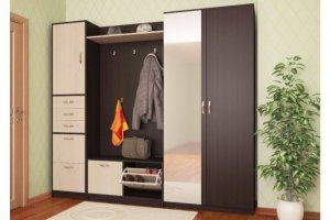 Прихожая Ольга 3 - Мебельная фабрика «Фиеста-мебель»