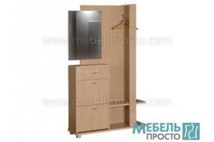 Прихожая - Полина 1 - Мебельная фабрика «МЕБЕЛЬ ПРОСТО»