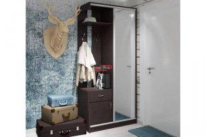 Прихожая ПР 12 Дуб венге - Мебельная фабрика «Вестра»