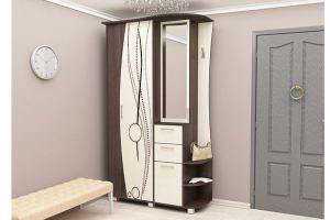 Прихожая Рапсодия 1,2 Тип 2 - Мебельная фабрика «Феникс»