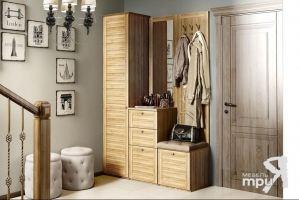 Прихожая Ривьера - Мебельная фабрика «ТриЯ»