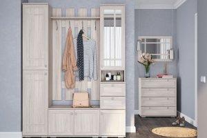 Прихожая Ривьера 3 - Мебельная фабрика «Ваша мебель»