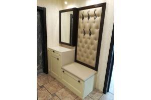 Прихожая с каретной стяжкой - Мебельная фабрика «Настоящая Мебель»