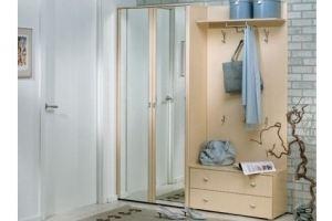 Прихожая с распашным шкафом - Мебельная фабрика «La Ko Sta»