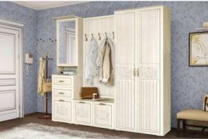 Прихожая с распашным шкафом Аннета - Мебельная фабрика «Балтика мебель»