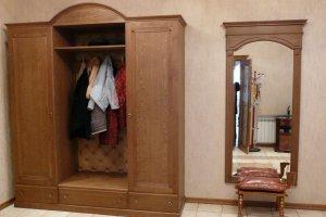 Прихожая с зеркалом - Мебельная фабрика «Винтаж»