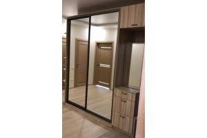 Прихожая с зеркалом - Мебельная фабрика «Dimira»