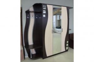 Прихожая  с зеркалом - Мебельная фабрика «МИГ»