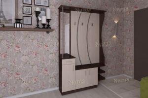Прихожая с зеркалом Маруся - Мебельная фабрика «НАРУС»