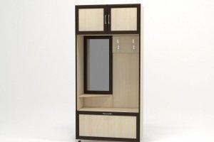 Прихожая Шкаф для одежды У1 - Мебельная фабрика «Мебель-комфорт»