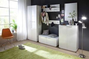 Прихожая Сицилия-3 - Мебельная фабрика «Фаворит»