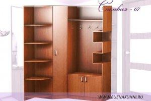 Прихожая Сильвия 07 - Мебельная фабрика «Buena»