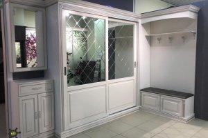 Прихожая со шкафом-купе - Мебельная фабрика «Красивый Дом»