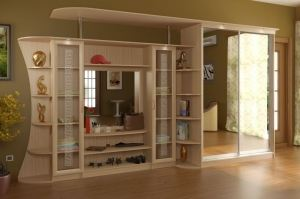 Прихожая со шкафом-купе 29 - Мебельная фабрика «Алекс-Мебель»