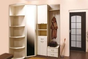 Прихожая Соло угловая - Мебельная фабрика «Сибирь»