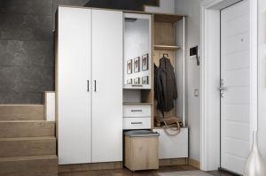 Прихожая современная в стиле Модерн 7 - Мебельная фабрика «ВладМебСтрой»