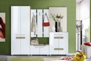Прихожая светлая Бьянка - Мебельная фабрика «Балтика мебель»
