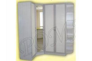 Прихожая светлая угловая - Мебельная фабрика «RoMari»