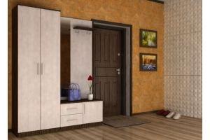 Прихожая удобная Комфорт 3 - Мебельная фабрика «Шадринская»