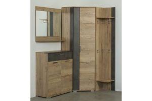 Прихожая угловая Фурор - Мебельная фабрика «Милан»