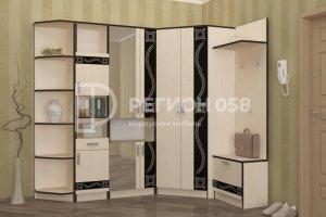 Прихожая угловая Лидер 3 - Мебельная фабрика «Регион 058»