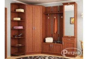 Прихожая угловая тип 7 - Мебельная фабрика «Ретран»