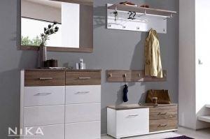 Прихожая узкая Оливия PRH9 - Мебельная фабрика «NIKA premium»