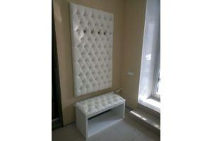 Прихожая в каретной стяжке - Мебельная фабрика «Мебель РОСТ»
