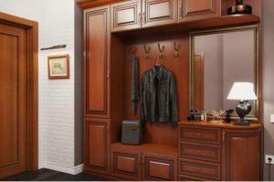 Прихожая в классическом стиле - Мебельная фабрика «Эдельвейс»