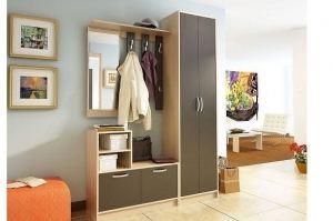 Прихожая в квартиру - Мебельная фабрика «Евроскол»