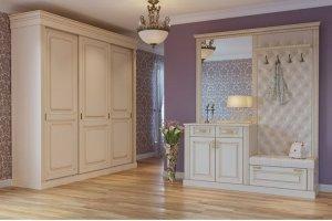Прихожая Верона со шкафом - Мебельная фабрика «Рось»