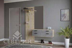 Прихожая Веста-2 - Мебельная фабрика «Северин»