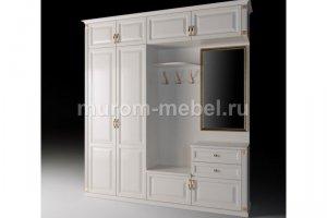 Прихожая Виго с зеркалом - Мебельная фабрика «Муром-мебель»