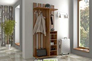 Прихожая Виктория 11 - Мебельная фабрика «Бонмебель»