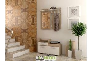 Прихожая Виктория 26 - Мебельная фабрика «Бонмебель»