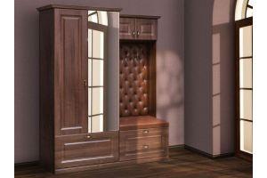 Прихожая Витторе в классическом стиле - Мебельная фабрика «Астмебель»