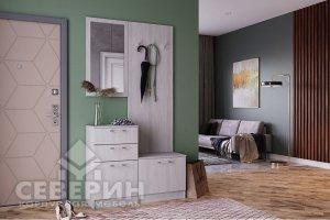 Прихожая Визит - Мебельная фабрика «Северин»