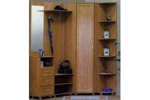 Прихожая Визит 5 модульная система - Мебельная фабрика «Гермес»