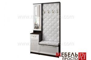 Прихожая вставка рейка Джесси 11 - Мебельная фабрика «МЕБЕЛЬ ПРОСТО»
