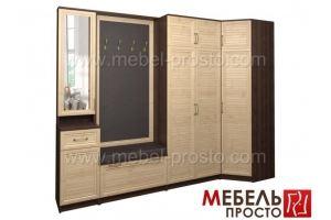 Прихожая вставка рейка Джесси 28 - Мебельная фабрика «МЕБЕЛЬ ПРОСТО»