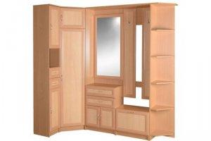 Прихожая угловая Зевс 3 - Мебельная фабрика «Фиеста-мебель»