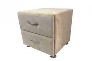 Прикроватная мягкая тумба - Мебельная фабрика «L-Мебель»