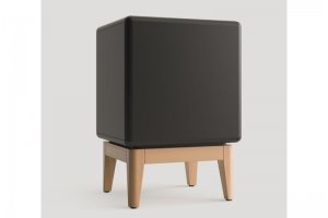 Прикроватная тумба со скругленным фасадом - Мебельная фабрика «Суздальская»