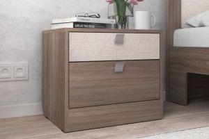 Прикроватная тумба ТП 7 Аврора - Мебельная фабрика «Ваша мебель»