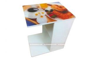 Прикроватный столик - Мебельная фабрика «Александрия»