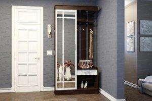 Прихожая Прима венге лоредо - Мебельная фабрика «ДиВа мебель»